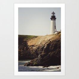 Oregon Coast Art Print