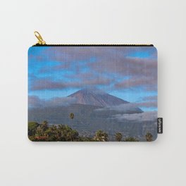 Volcano Teide on Tenerife Carry-All Pouch