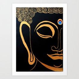 Buddha IV Art Print