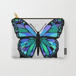 The Shattering Butterfly Carry-All Pouch