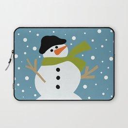 Cute snowman Laptop Sleeve