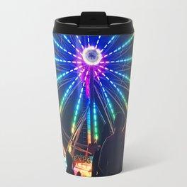 Fire Flower Travel Mug