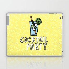 Fresh Mojito Cocktail Party Laptop & iPad Skin