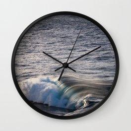 The Ledge Wall Clock