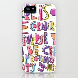 aldous huxley iPhone Case