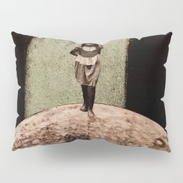 Safe Spaces - Taking Refuge in the Matrix of Love, Peace, and Dreams Pillow Sham