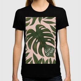 Keep Growing Monstera T-shirt