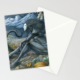 Autumnal Musings Stationery Cards