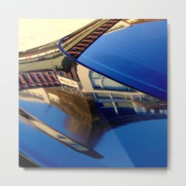 Bend And Stretch... Metal Print