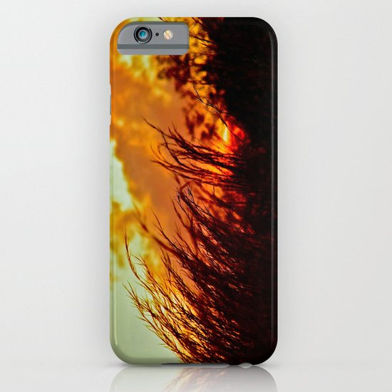 Sunset Brings the Wind iPhone & iPod Case