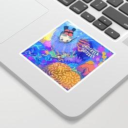 Eyewire's Undersea Odyssey Sticker