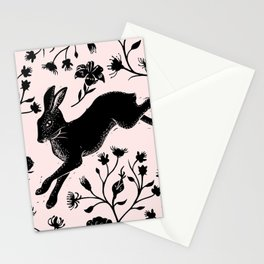 Hare & Vines Stationery Cards