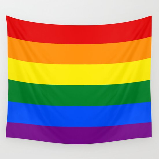 LGBT Pride Flag (LGBTQ Pride, Gay Pride) by lgbt