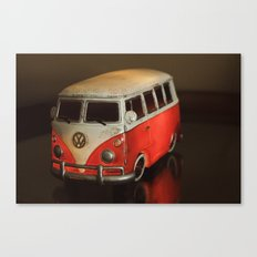 I want to go camping Canvas Print