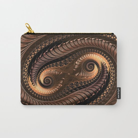 Chocolate Delight Carry-All Pouch