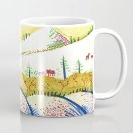 Tenderness Breaks Open the Earth Coffee Mug