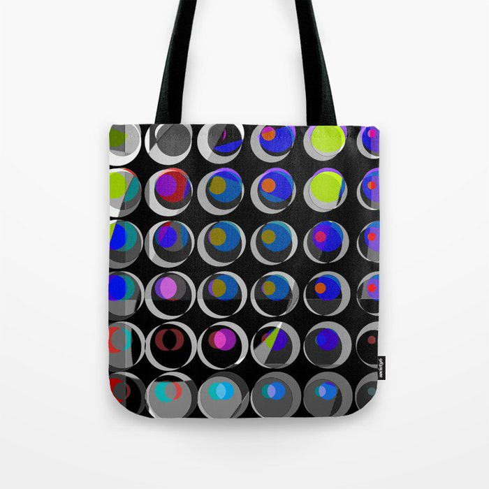 a walk on the moon Tote Bag