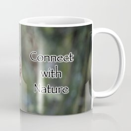 Connect with Nature Coffee Mug