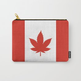 O Canada! (Hemp Flag) Carry-All Pouch