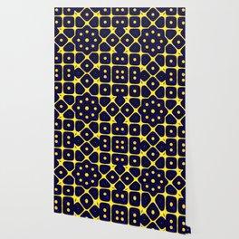Golden Star Wallpaper