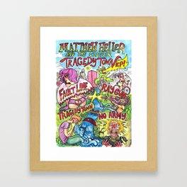 EP POSTER Framed Art Print