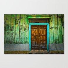Doorways II Canvas Print