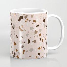 TERRAZZO OCHRE Coffee Mug