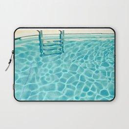 Swimming Pool IX Laptop Sleeve