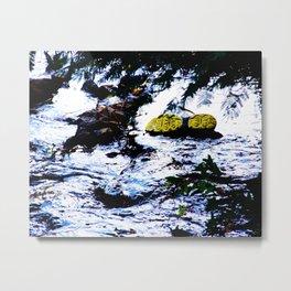 River Sole Metal Print