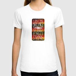 Tecumseh Quote T-shirt