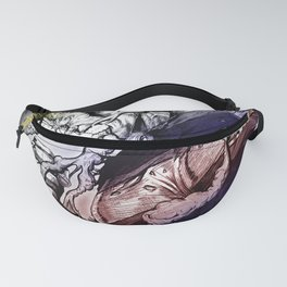 All might Beyond Plus Ultra Fanny Pack
