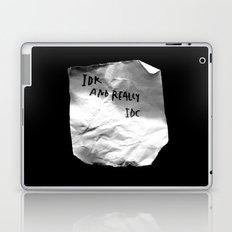 Monday Laptop & iPad Skin