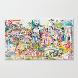 Soul of Havana Canvas Print