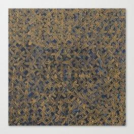 Akhu, After Kusama Canvas Print