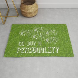 Personality Rug