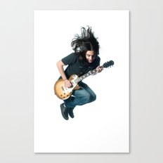 guitar hero Canvas Print