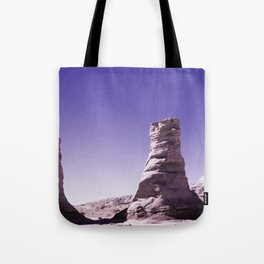 Rocky Towers Tote Bag