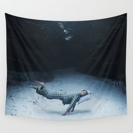 An Underwater Spell Wall Tapestry