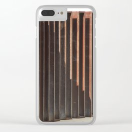 Tow-owns Clear iPhone Case