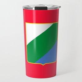 flag of Abruzzo Travel Mug