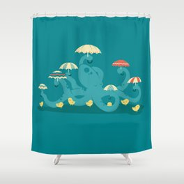 Keepin' the Chicks Dry Shower Curtain