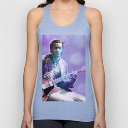 Father of Rock and Roll Unisex Tank Top
