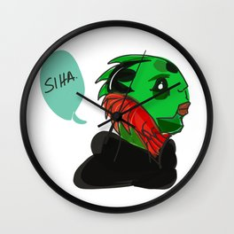 Siha Wall Clock