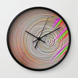 duxit recordum scalpendi Wall Clock