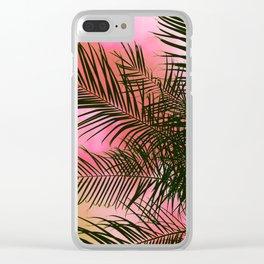 Roseate Clear iPhone Case