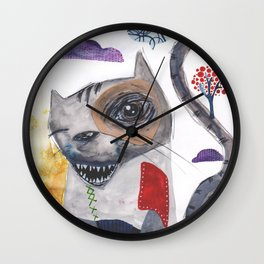 Mr Nias Wall Clock