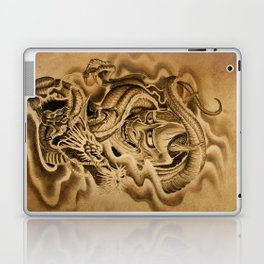 Hannya Dragon Laptop & iPad Skin