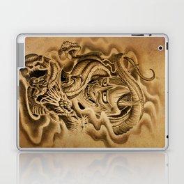 Hannya Dragon Laptop & iPad Skin