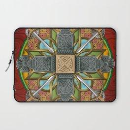 Mandala Celtic Glory Laptop Sleeve