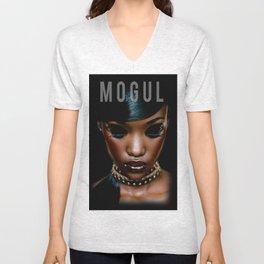 Mogul Chick Unisex V-Neck